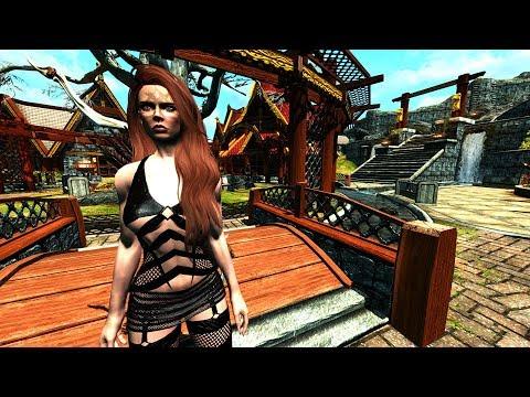 Aela, Hunting The Huntress ❤️- Skyrim [Amorous Adventures]