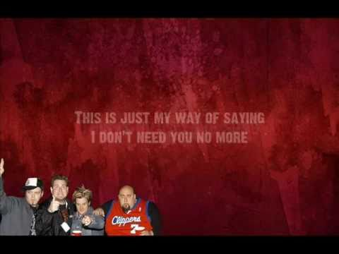 Bowling For Soup - Not A Love Song (w/lyrics)