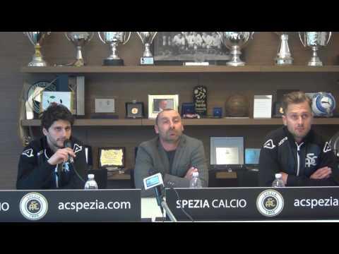 Conferenza di presentazione Fabbrini e Djokovic