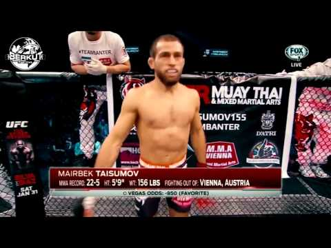 Mairbek Taisumov UFC HD