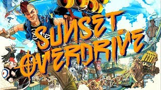 Sunset Overdrive The Movie HD 2018