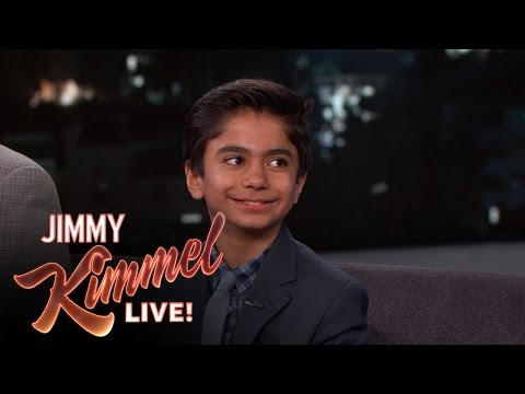 """How Neel Sethi Got His Part in """"The Jungle Book"""