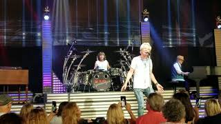 REO Speedwagon - Can't Fight This Feeling (DTE Energy Music Theatre) 8/12/2018
