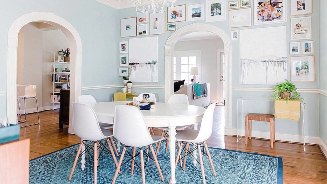Best Gallery Wall Ideas For The Modern Dining Room Full Of Personality