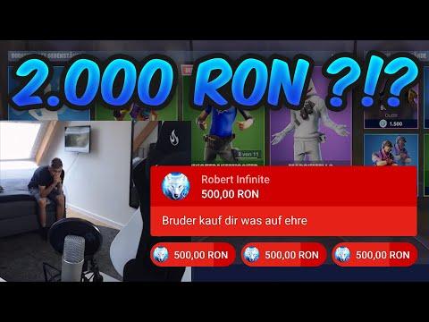 💎 Spendeneskalation: LENNY bekommt 2.000 RON GESPENDET! 😲