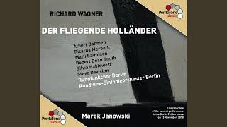 Der Fliegende Hollander The Flying Dutchman Act I Scene 3 Mit Gewitter Und Sturm Chorus
