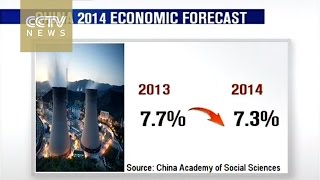 China's economy slowing due to environmental pressure
