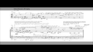 Marc LeMay - Somewhere in Germany, 1945 (for solo cello, with score)
