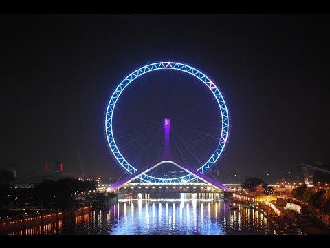 Колесо обозрения Лондонский глаз London Eye Лондон