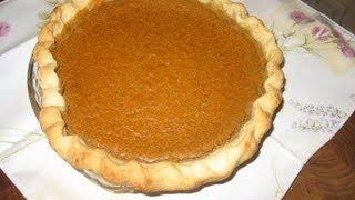 Pumpkin Pie Recipe Marjorie's Candies
