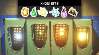 "ZOMBIES IN SPACELAND EASTER EGG - ""X-QUISITE"" UPGRADE TUTORIAL! (Infinite Warfare Zombies)"