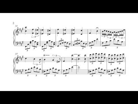 Nocturne No. 4 in F Sharp Minor - played by pianist Carlos Márquez