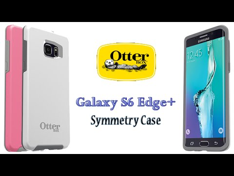 separation shoes 9250e ef276 Otterbox Symmetry Case for Samsung Galaxy S6 Edge Plus