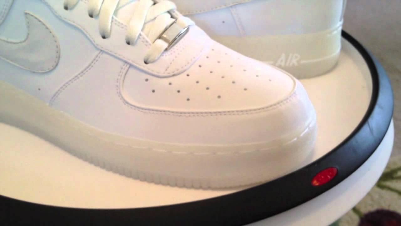Nike Air Force 1 Low Premium  08 QS - White 3M - YouTube 2890d34d93