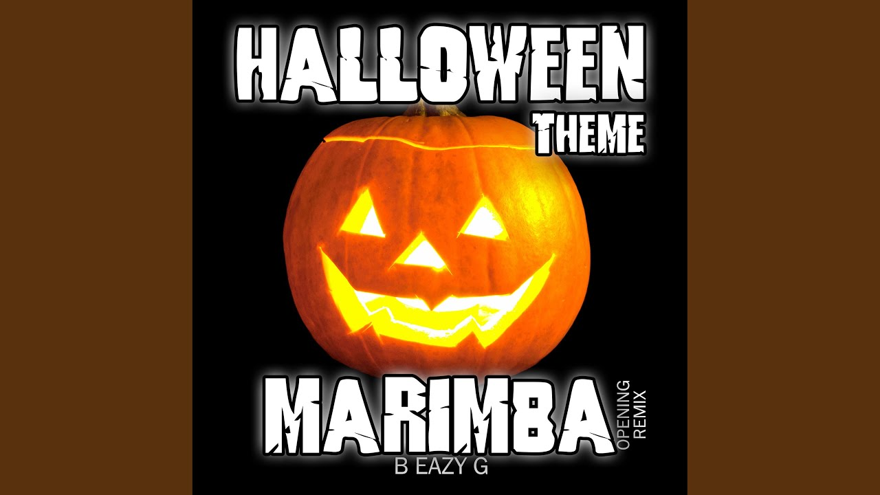 halloween theme marimba opening remix ringtone version