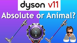 Dyson V11 Absolute or Animal?