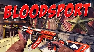 CS:GO - AK-47 | Bloodsport Gameplay