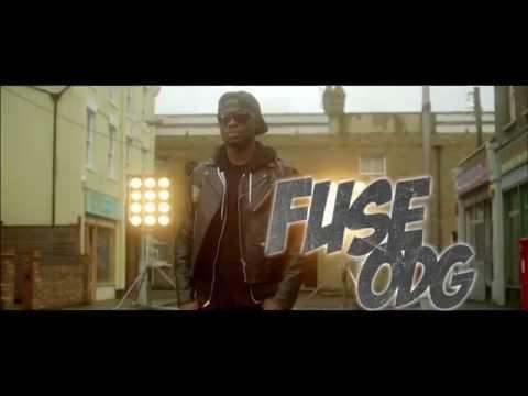 FUSE ODG SHOUT TO SUDAN & DJ TEDDY JAM