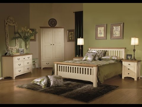 Painted Bedroom Furniture - YouTube