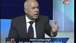 النائب رضوان الزياتي: 'دعم مصر ليس حزب وطني جديد.. وانا ضد الحكومة'.. (فيديو)