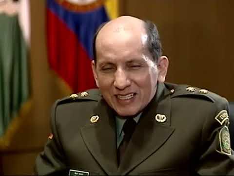 Las lágrimas del general Luis Mendieta
