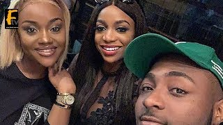 CHIOMA TALKS  ABOUT HOW SHE MET DAVIDO INTERESTING
