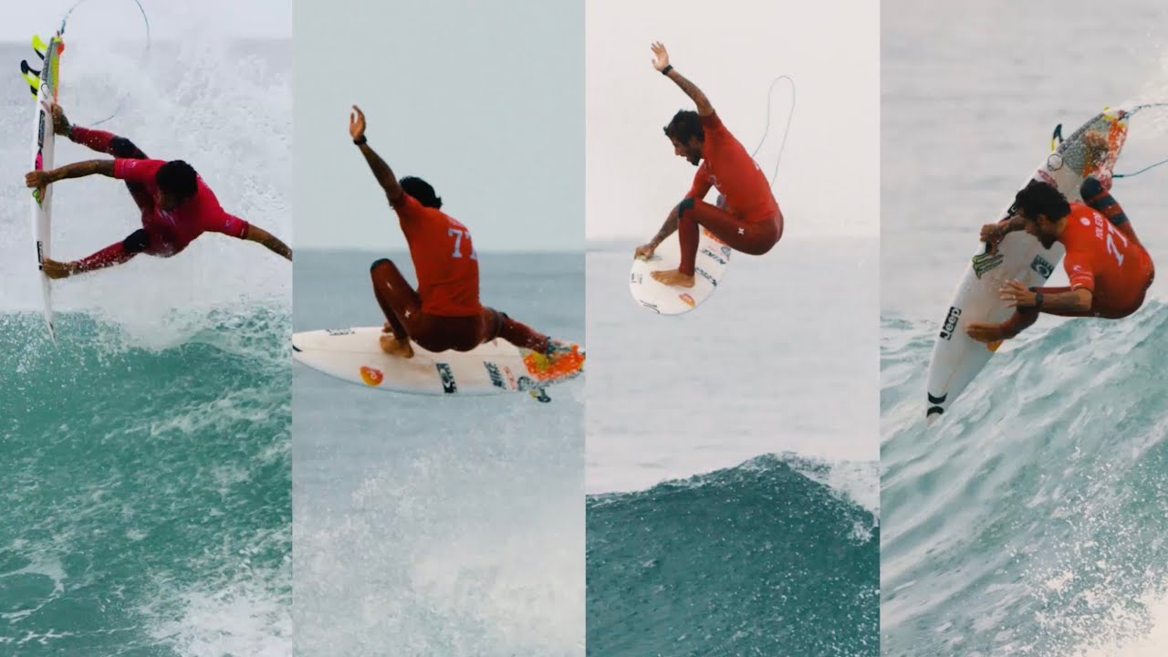 It Takes A Tour: These Guys Want It // World Surf League