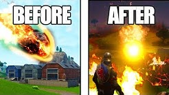 new fortnite battle royale asteroid hits dusty depot gameplay duration 10 18 - fortnite meteor hitting dusty depot