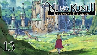 KINGDOM OF SCIENCE - Let's Play - Ni no Kuni 2: Revenant Kingdom - 13