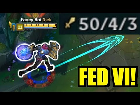 You Can't Stop Fed Vi