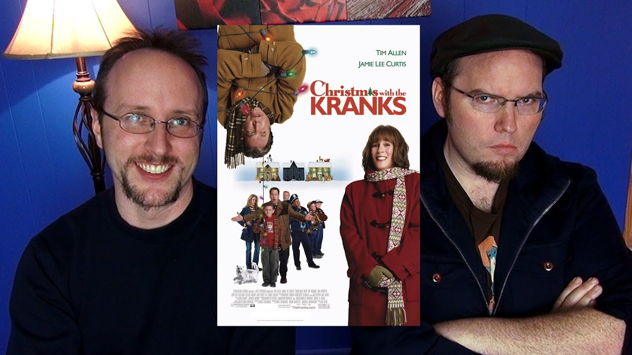 Nostalgia Critic Real Thoughts On - Christmas with the Cranks - YouTube