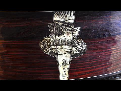 The Franklin Carmichael Guitar