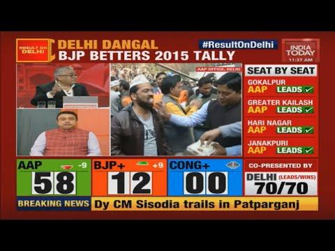 Delhi Election Results:
