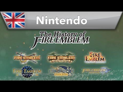 Fire Emblem - European History Trailer