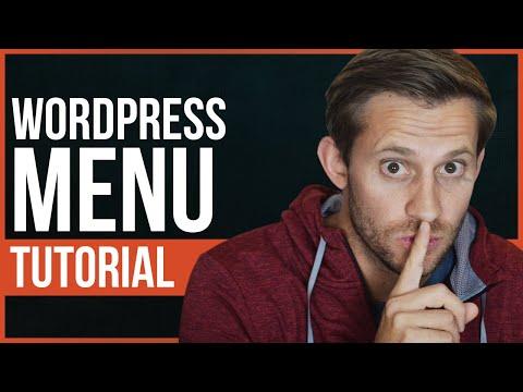 The ultimate WordPress menu tutorial (2017)