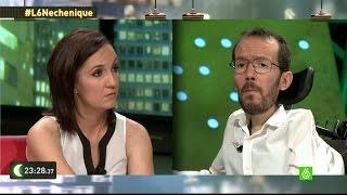 """Echenique: """"Yo mismo he votado a IU, las declaraciones de Iglesias hablan de un perfil concreto"""""""