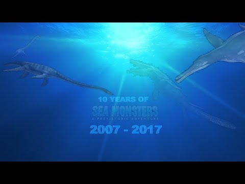 Sea Monsters: a Prehistoric Adventure 4-D (2007) full movie || film showing 6