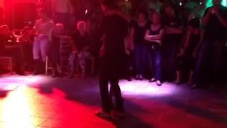 Spettacolo di ballo con Simone Scalise e Denise Espis, Soleluna latina by latribulatina 13.11.13