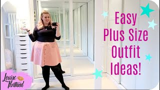 Easy Outfit Ideas! Plus Size! | LIFESTYLE
