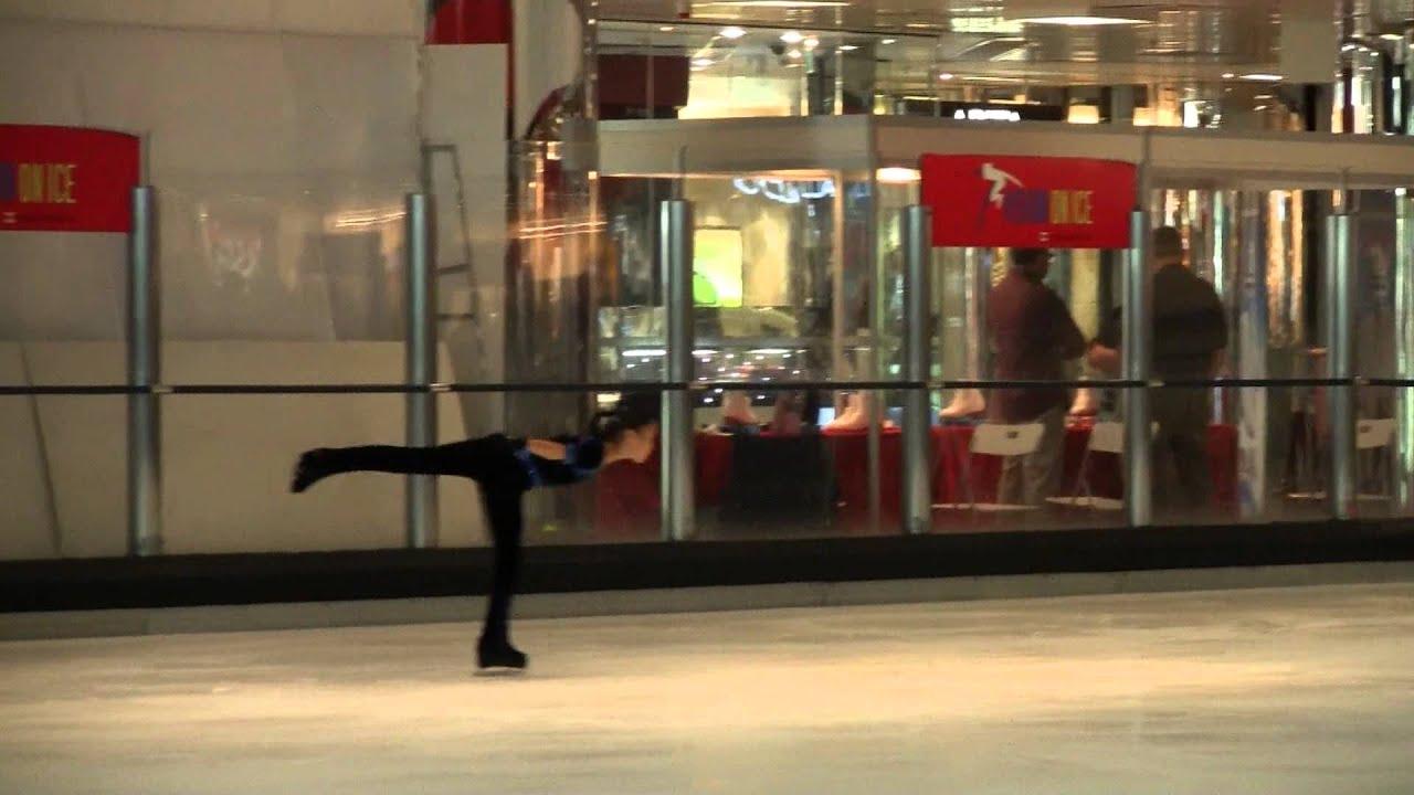 2012 ISI Skate HK Freestyle 4 - KC - YouTube