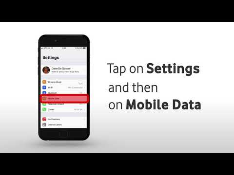 #Datawyze Video: Manage your Data on iOS