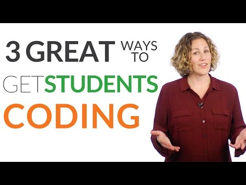 3 Great Ways to Get Students Coding in the Classroom