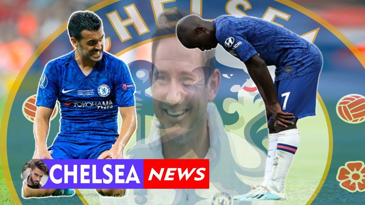 Download The Blue update N'Golo Kante and Pedro injury - Chelsea news today