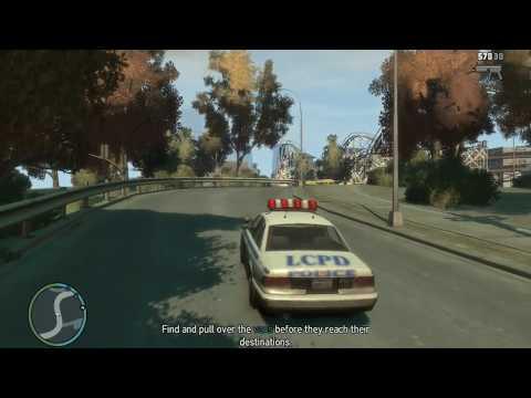 GTA 4   Mission #14 - Crime And Punishment