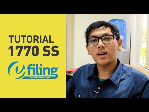 [Tutorial] E-Filing 1770 SS