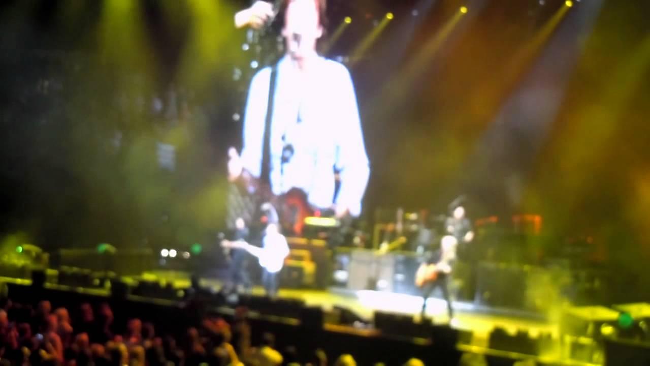 Ob-la-di Ob-la-da, Paul McCartney, MGM Grand Garden Arena, Las Vegas ...