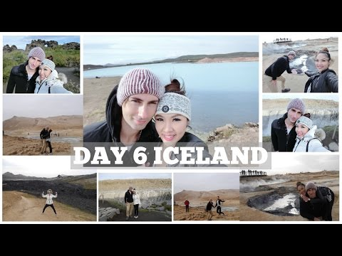 DAY 6 ICELAND: SUPER STRONG WIND!!! | Angelbirdbb