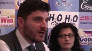 Արամազդ Կիվիրյանը՝ փաստաբանների պալատում տիրող վիճակի մասին