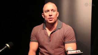 St-Pierre afraid to come back,