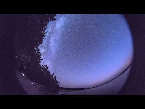 Sunset Time-lapse August 18 2015 Site 32 at Kejimkujik National Park